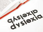Dyslexia Schriftzug