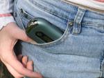 Handy und Jeans
