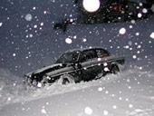 Rallye im Schnee