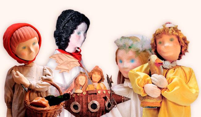 rotkäppchen figurentheater für kinder in wien