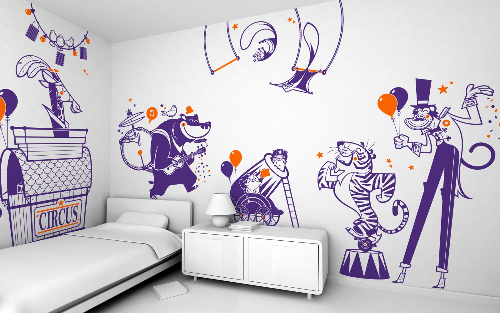 wall sticker mehr versch nerung f r kinderzimmerw nde home. Black Bedroom Furniture Sets. Home Design Ideas